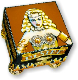 Pin Up Girl Box 1